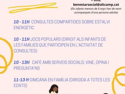 Activitats Mas del Plata Divendres 30 de juliol 2021