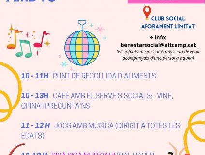 Activitats Mas del Plata Divendres 13 d'agost 2021